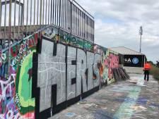 Schade aan Skatepark Vathorst 20.000 euro; donderdag weer open
