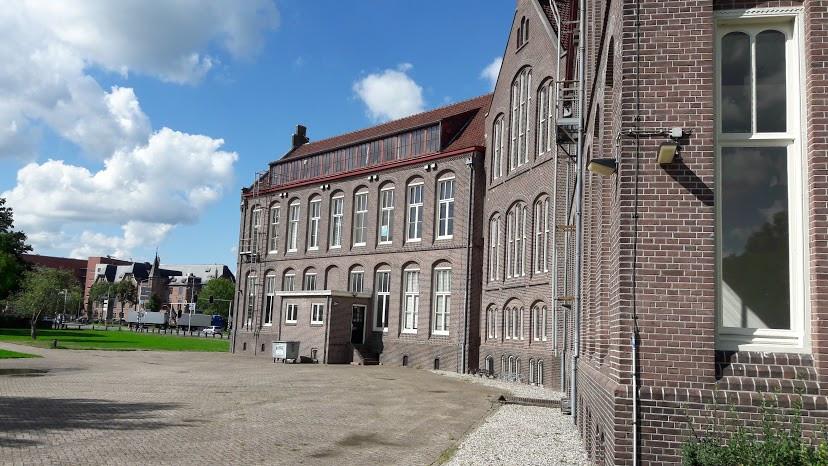 Lawet in Wageningen, alleen het uitbouwtje wordt gesloopt