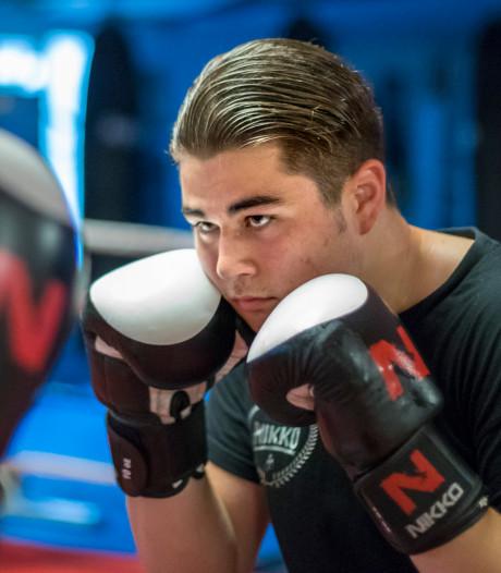 Jonge bokskampioen uit Zaltbommel is liever lui dan moe