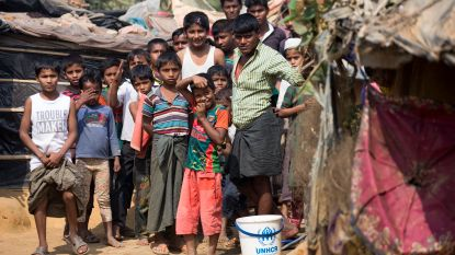 Amnesty komt met nieuwe bewijzen over geweld tegen Rohingya in Myanmar