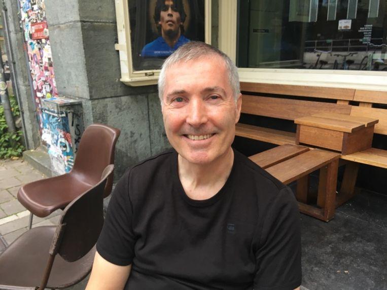 Reinier Zwartjes (61), eindredactie vertalingen. Beeld