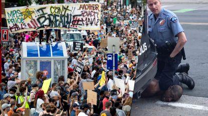 Vier agenten ontslagen na dood ongewapende zwarte arrestant in Minneapolis, duizenden woedende demonstranten op straat