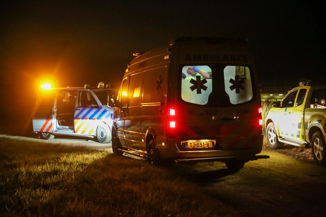 Ongeval A4 Woensdrecht