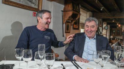 """Roger De Vlaeminck """"De Vijf Monumenten winnen? Van der Poel misschien"""" Eddy Merckx """"Onderschat Van Aert niet """""""