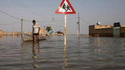 Twee miljoen noodlijdenden na overstromingen in Iran