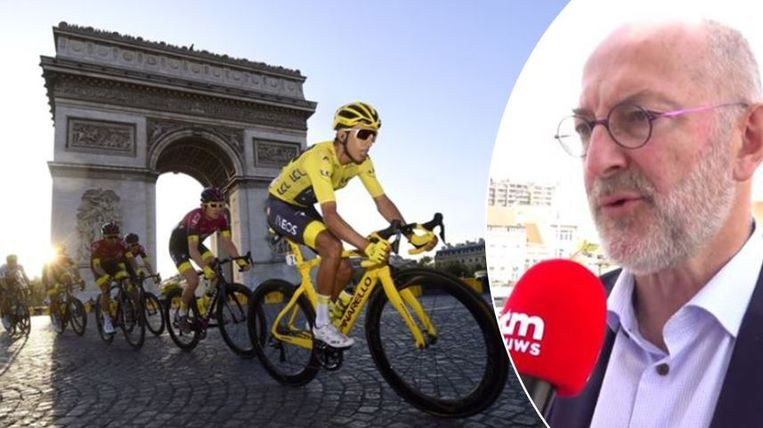 Pierre Van Damme over de Tour de France.