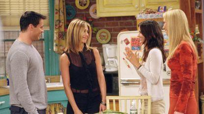 Nu 'Friends' verdwijnt van streamingservices: verkoop van dvd's verdrievoudigd