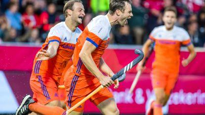 Nederland klopt Duitsland nipt en bereikt halve finales, Ierland en Schotland drawen