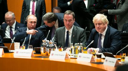 Johnson denkt eraan experts naar Libië te sturen om over staakt-het-vuren te waken