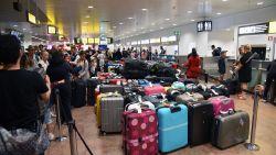 Na chaos door defecte bagagebanden: luchthaven geeft gedupeerden Sorry-voucher van 50 euro