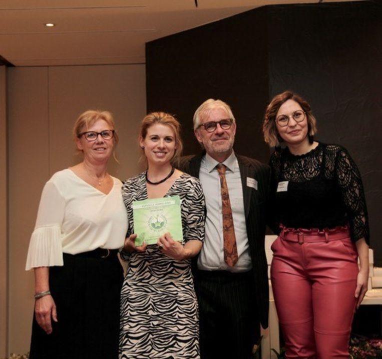 Inter-Arbo viel in de prijzen op de Garden Centre Awards.