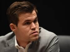 Wereldkampioen schaken Carlsen opnieuw naar Wijk aan Zee