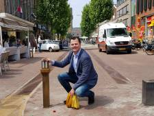 Mini-stadhuistorens geopend: 'ze horen bij het DNA van Hengelo'