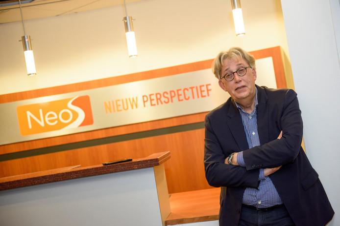 """Pim Dijkstra: ,,De samenwerking met de gemeente is weer terug."""""""