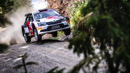 Tänak snelste in shakedown Rally van Finland, Neuville tweede