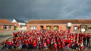 Basisschool Impuls helemaal in het rood voor Rode Neuzen Dag