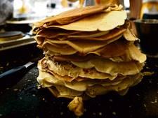 Fijnstof meten tijdens pannenkoeken bakken