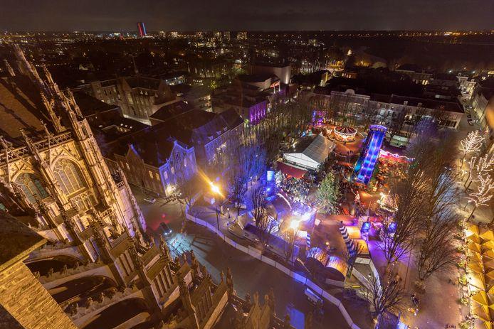 Het Winterparadijs in Den Bosch, ook dit jaar weer op de Parade.