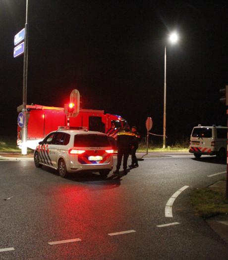Politie laat weinig los over schietincident bij provinciale weg Zeewolde