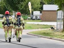 Bedrijven in Emmeloord korte tijd ontruimd vanwege gaslek
