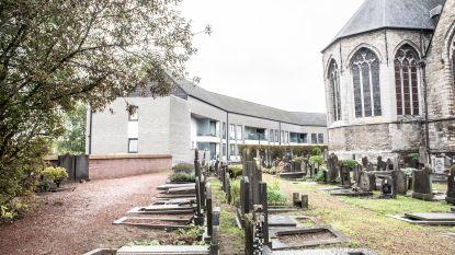 Stad wil rondgang Kapittel Eine herstellen, maar dan moeten er graven op het kerkhof wijken