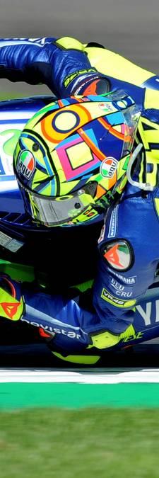Rossi gaat de GP van Aragon proberen te rijden, Van der Mark in de wachtkamer