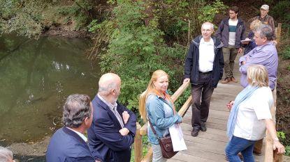 Nieuwe brug op Zennepad maakt natuur toegankelijker