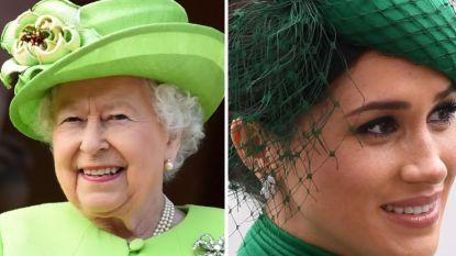 Britse Vogue kroont Queen tot een van de meest invloedrijke vrouwen (maar Meghan haalt de selectie niet)