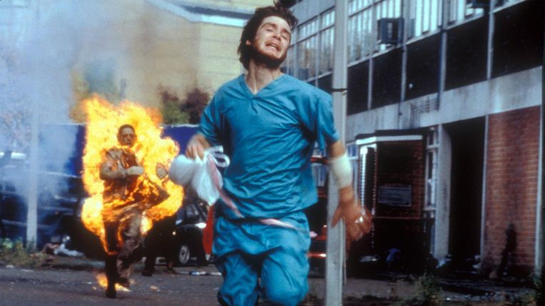 28 days later Beeld 2002