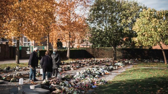 Sint-Truiden verplicht mondmasker op alle kerkhoven van 31 oktober tot en met 2 november