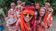 VIDEO. Tweehonderd lopers wagen zich aan Flemish Beer Run
