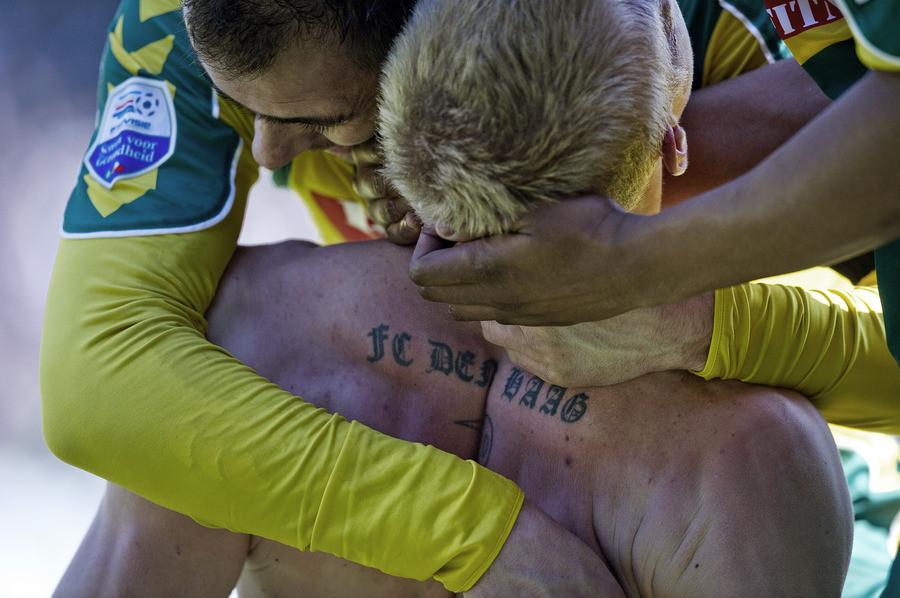 Breekt Immers Ado Belofte Met Tattoo Van Feyenoord