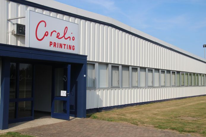 Corelio Printing Erpe-Mere.