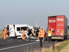 Vermoedelijke veroorzaker ernstig ongeval op A4 bij Woensdrecht was al 24 uur onderweg