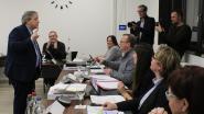 Luk Van Biesen legt al voor zevende keer eed af