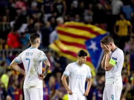 De Jong: Barça is zó goed, we hadden het compacter moeten houden