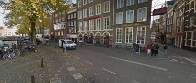 Amstel 5 maanden afgesloten tussen Munt en Blauwbrug