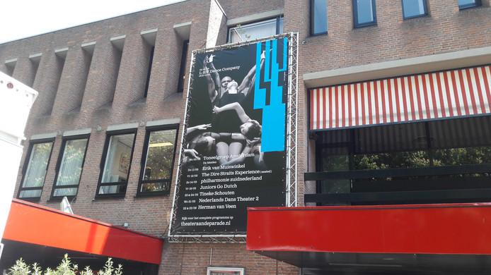Het Bossche Theater aan de Parade.