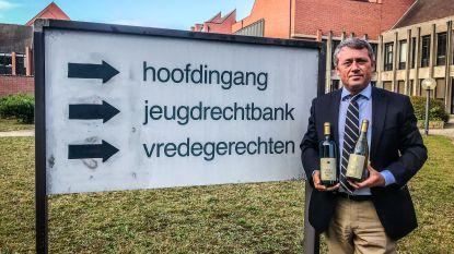 Brugse advocaat is in het weekend wijnbouwer en valt in de prijzen: beste Belgische rode én witte wijn