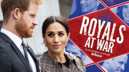 Nieuwe bestseller legt 'oorlog' tussen Britse royals bloot: hoe Meghan Markle haar echtgenoot compleet voor schut zette