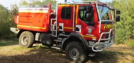 Met dit voertuig gaat Brandweer Twente natuurbranden bestrijden