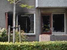 Veel schade door woningbrand in Etten-Leur