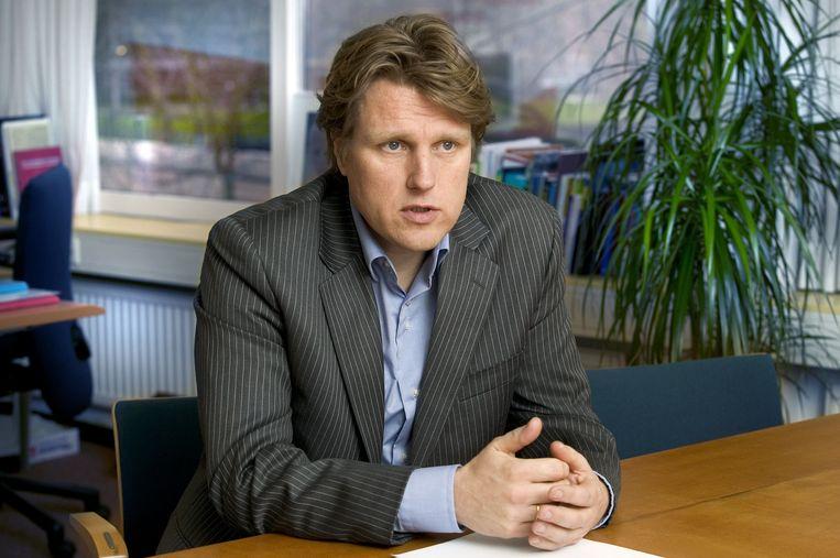 Edwin Huizing, directeur Hivos. Beeld Hollandse Hoogte