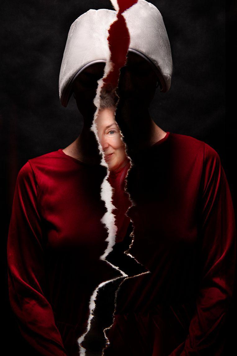 Margaret Atwood Beeld HH, bewerking Studio V
