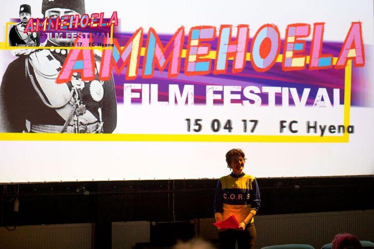 Het festival afgelopen jaar Beeld Ammehoela Film Festival/Mattie van der Worm
