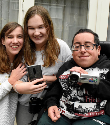 Woerdense Iris in actie voor betere acceptatie van gehandicapten