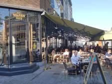 Brasserie Het Warenhuis en gemeente Den Bosch praten nog eens over winterterras