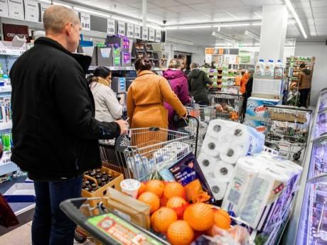 Les courses sont toujours plus chères qu'avant la crise du coronavirus