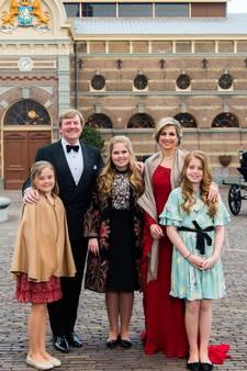 Unieke beelden van het feest van de koning in Den Haag