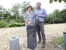 Met hele familie eeuwig rusten in urnenzuil op begraafplaats Almelo